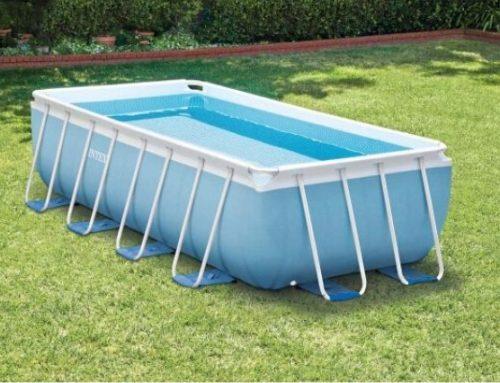 Come creare la base per la piscina fuori terra? I consigli di Bricolo