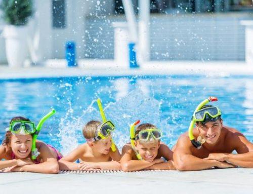 Quando usare l'antialghe piscina e dopo quanto fare il bagno?